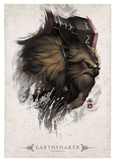 Earthshaker - Poster by Artgerm on deviantART http://www.worthavegroup.com/camera-giveaway/ #WinWithWorth