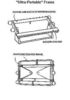 Rug Hooking Frame Plans Home Decor