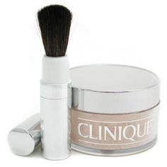 Clinique Blended Face Powder + Brush - No. 08 Transparency Neutral --35g-1.2oz By Clinique