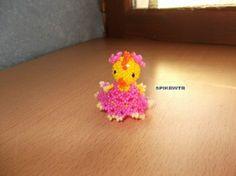 Poussin - Robe de Bal rose (Créa Perso)