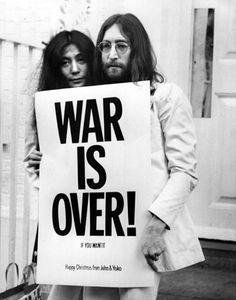 John Lennon & Yoko Ono (1971)