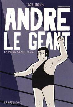 André René Roussimoff de son vrai nom, est né à Coulommiers en 1946. Son physique hors-norme (2,24 m - 235 kg) lui a valut le surnom de la Huitième merveille du monde. Il est connu pour son travail à la fédération de lutte américaine, la World Wrestling Federation, et il est considéré comme l'un des plus grands lutteurs de l'histoire. Mort en 1993, il est à titre posthume le premier homme à être introduit au Hall of Fame de la WWF peu de temps après son décès. Avec André le Géant, Box brown