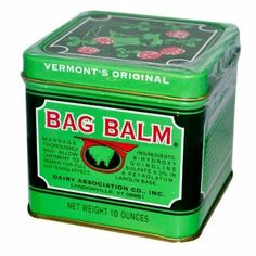 Amazon.com: Bag-Balm, Vermonts Original Moisturizing & Softening Ointment - 10 Oz: Pet Supplies
