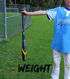 What bat size is the right one? Tips from former MLB Player Mark Kotsay on how to buy the right size baseball bat for your child. Basketball Court Size, Basketball Goals For Sale, Basketball Court Flooring, Basketball Plays, Basketball Workouts, Basketball Shoes, Basketball Legends, Espn Baseball