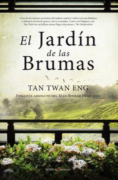 Ficha Técnica Título en Español: El Jardín de las Brumas Título Original : The Garden of Evening Mists Tamaño : 14.5 x 22....