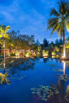 Wanaburee Resort, Khao Lak, Thailand.