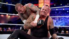 http://WWE.com: The Undertaker vs. CM Punk: photos http://#WWE