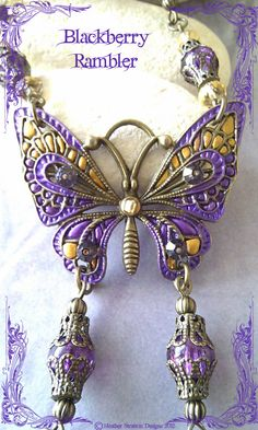PURPLE AND YELLOW.....................................................Blackberry Rambler designed and created 2 days ago x