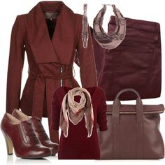 Oxblood group - Polyvore