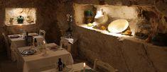 La seconda sala  del ristorante di Ostuni Osteria del Tempo Perso