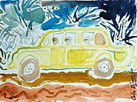 David Jones: Car, Cuba, 2003