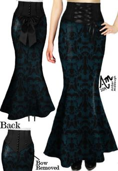 Laced Bow Bustle Skirt by Amber Middaugh $60.00 ( Design Auction- Plus and Standard Size) Save 37% off this or any ChicStar purchase. The Coupon code is: AMBER37
