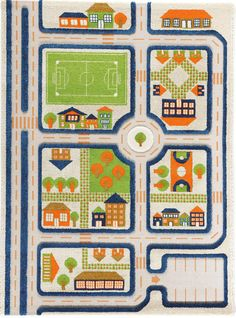 Childrens Play Mat, Cheap Rugs, Latex Free, Healthy Kids, Kids Playing, Baby Shop, Things To Come, Kids Rugs, Parking Lot