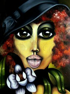 """""""Titine"""" ~ by Isabelle Sauvineau"""