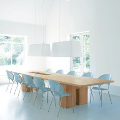 Trinidad Chair in the Dining Room. http://www.danishdesignstore.com/products/trinidad-dining-chair-by-nanna-ditzel-manufactured-under-license-in-denmark-by-fredericia-furnitur