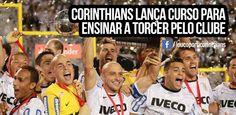 Corinthians lança curso para ensinar a torcer pelo clube - Assistir Tv ao vivo