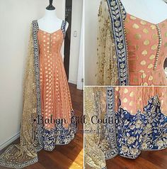 Indian Attire, Indian Wear, Pakistani Outfits, Indian Outfits, Salwar Designs, Blouse Designs, Stylish Dresses, Fashion Dresses, Eastern Dresses