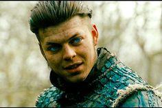 Alex Hoegh Andersen as Ivar the Boneless in Vikings