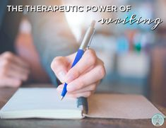 What to Know About Writing as Therapy - Fit Bottomed Girls
