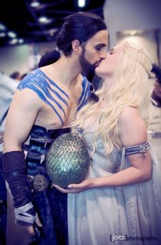 Art Game of Thrones brilliant-cosplay