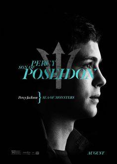 Notícia | Cartaz de 'Percy Jackson e o Mar de Monstros' | CinePOP