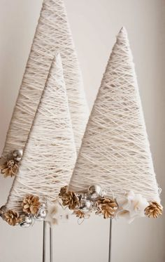 florasense: Baltos Kalėdos. White Christmas