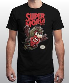 """""""Dwarf Warrior"""" is today's £9/€11/$12 tee for 24 hours only on www.Qwertee.com Pin this for a chance to win a FREE TEE this weekend. Follow us on pinterest.com/qwertee for a second! Thanks:)"""