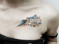 10+ Architecture Tattoos That'll Make You Want To Get Inked
