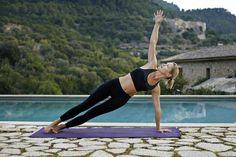 Side Plank Hip Strengthening Exercise