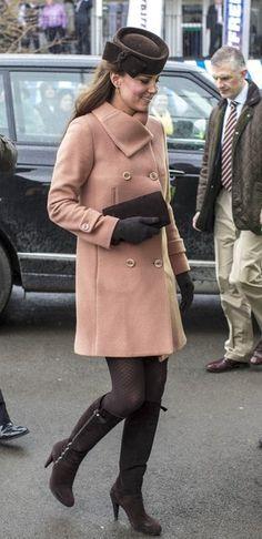 Kate Middleton Photo - Kate Middleton Goes to the Races