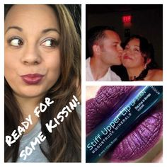 Who's ready for Valentines Day? Make sure you get your lipstains in time! Whether you're ready for some kissin or girls night out, these stay on all day. No more lipstick stains left on your loved one or your favorite wine glass... And so many color choices!!
