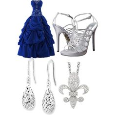 A fashion look from November 2014 featuring Nina sandals. Browse and shop related looks.