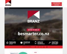 BRANZ: Digital campaign, Online experience