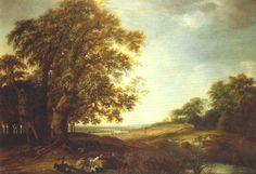Landscape Paintings 17th Century Dutch | Rotterdam ? c. 1601 - 1653 Weesp