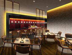 The Chedi #Andermatt private dining area