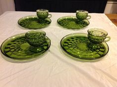 Vintage Colony Whitehall Indiana Glass by Vintagerescuemission, $15.00