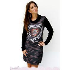 Black Damalis Smash Dress Winter Colors, Winter Dresses, Sequin Skirt, Sequins, Unique, Skirts, Clothes, Black, Fashion