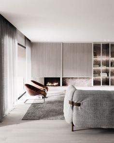 Home Living Room, Interior Design Living Room, Modern Interior, Decor Interior Design, Interior Architecture, Living Room Designs, Living Room Decor, Living Spaces, Moodboard Interior Design