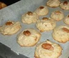 Recipe Honey Pecan Biscuits by - Recipe of category Baking - sweet Dough Ingredients, 5 Recipe, Honey And Cinnamon, Tray Bakes, Pecan, Sweet Recipes, Biscuits, Oven, Vegetarian