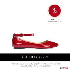 JustFab StyleScope| December Fashion Horoscope for  Capricorn