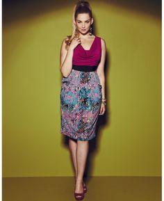 ANNA SCHOLZ #plus #size #dress