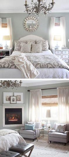 farbgestaltung schlafzimmer passende farbideen f r ihren schlafraum wandfarbe grau. Black Bedroom Furniture Sets. Home Design Ideas