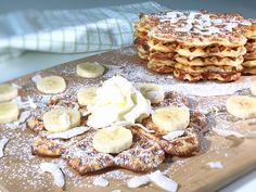 Diy Food, Nutella, Waffles, French Toast, Gluten Free, Pie, Bread, Breakfast, Desserts