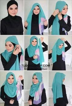 Beautiful Hijab Tutorial For The Round Face Beautiful Hijab Tutorial For The Ro. - Beautiful Hijab Tutorial For The Round Face Beautiful Hijab Tutorial For The Round Face