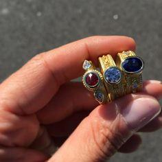 Rings by Barbara Heinrich @QUADRUM