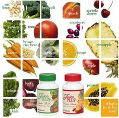 Juice Plus Duo. Great stuff inside these capsules.