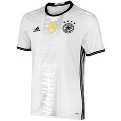 adidas DFB Fußball Auswärtstrikot 4 Sterne WM 2014 Kinder schwarzrot im Online Shop von SportScheck kaufen