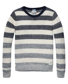 Cool spring sweater from Scotch and Soda - 2014