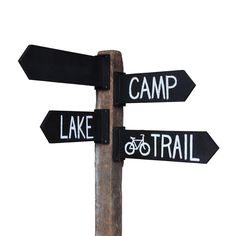Go Your Own Way Chalkboard Direction Sign | dotandbo.com