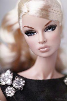 Doll headshot